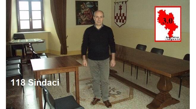 Pier Augusto Ceretti sindaco di cessole