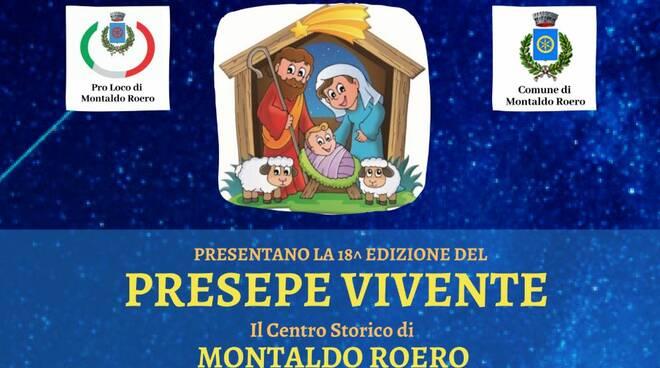 Presepe vivente a Montaldo Roero