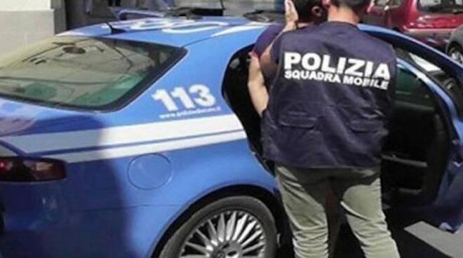 squadra mobile polizia asti arresto repertorio