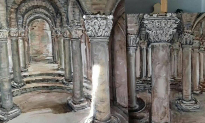 """a Passepartout en hiver Arancia Boffa e """"Sant'Anastasio tra l'Età romana e il Medioevo"""""""