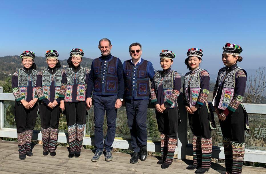Anno della cultura e del turismo Italia-Cina