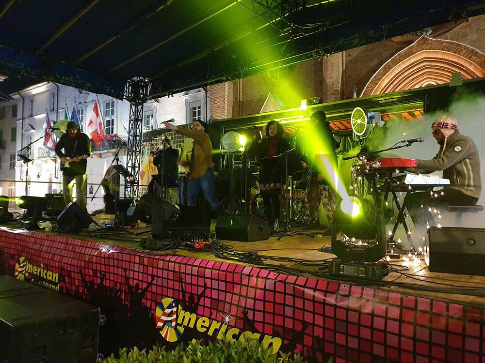 Capodanno 2020 in Piazza San Secondo - Asti