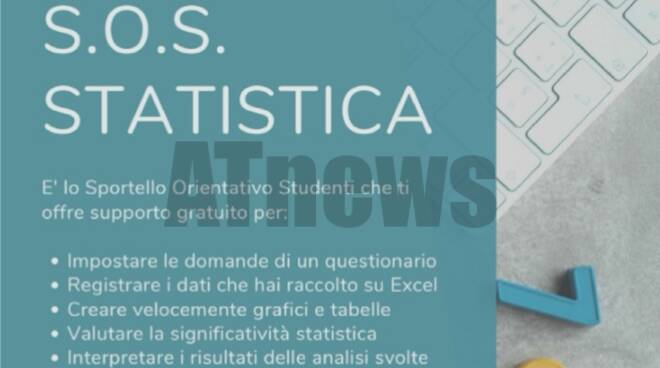 Attivo lo Sportello S.O.S Statistica