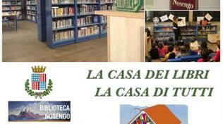 casa dei libri biblioteca san damiano