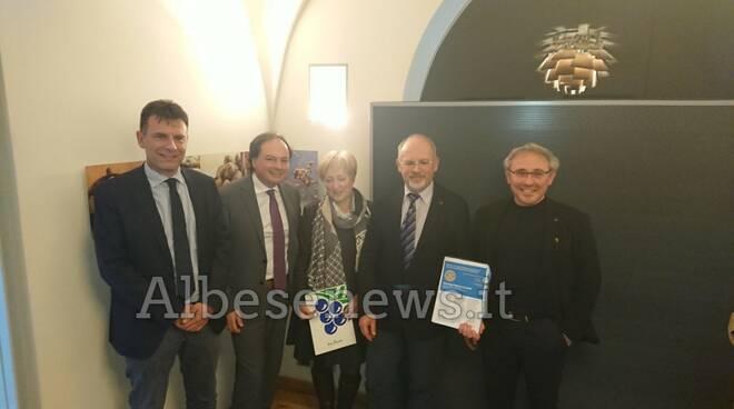 Conferenza Rotary alba