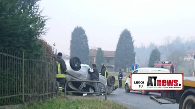 incidente corso alba asti