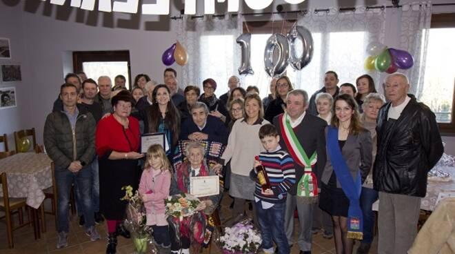 luigina musso centenaria