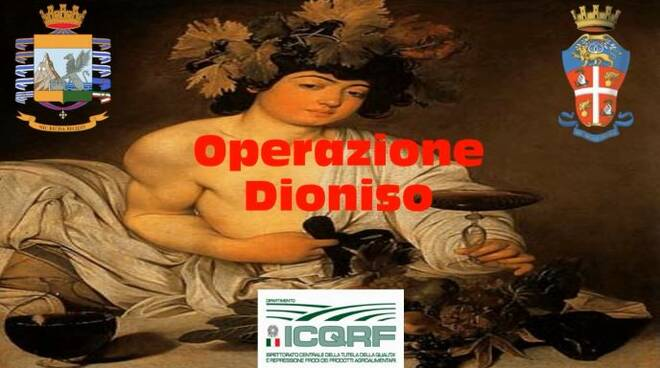 operazione dioniso
