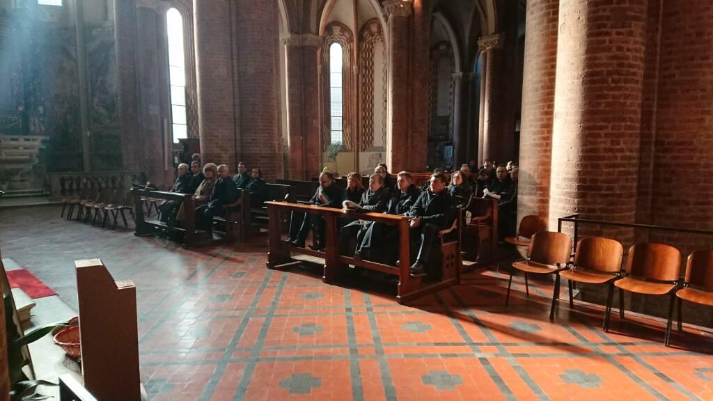 Patrono San Sebastiano polizia municipale 2020