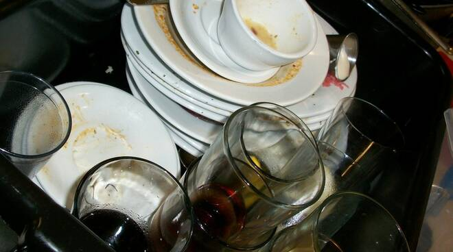 piatti sporchi