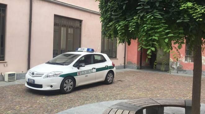 polizia municipale alba