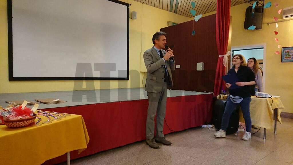 Premiazione Concorso Presepi & Addobbi 2019 Casa Riposo Città di Asti