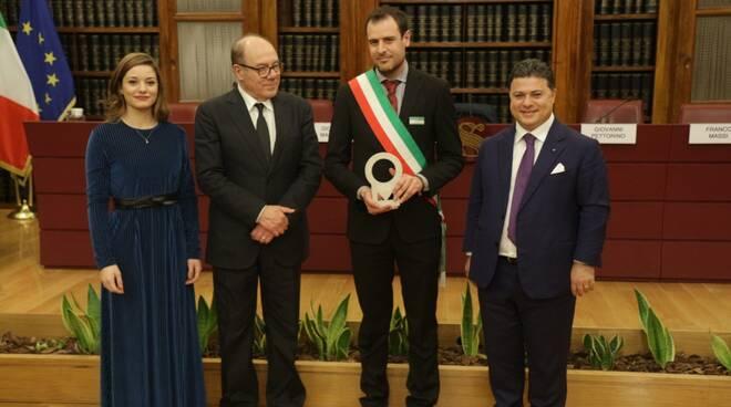 premio 100 ambasciatori comune di govone