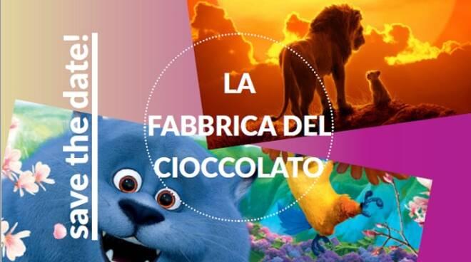 rassegna cinematografica la fabbrica del cioccolato