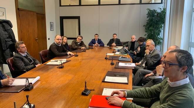 riunione provincia trasporti eccezionali