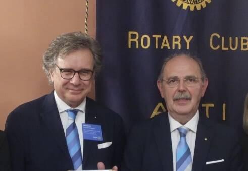 seminario rotary club 25 gennaio uniastiss