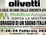 A Belveglio una mostra per Adriano Olivetti per i 60 anni dalla scoparsa