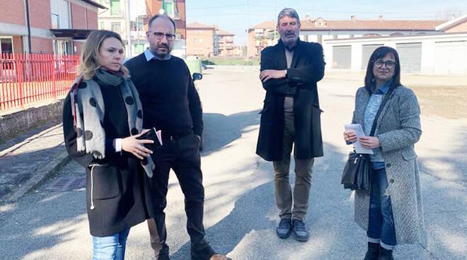 Asti, incontro tra l'Amministrazione e i residenti di San Fedele