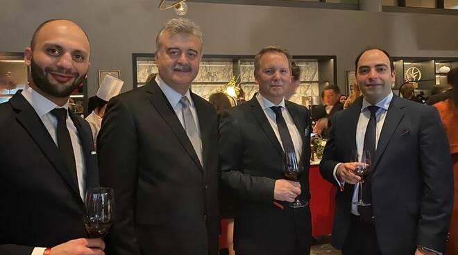 Barbera d'Asti alle stelle alla cerimonia della Guida Michelin Nord Europa
