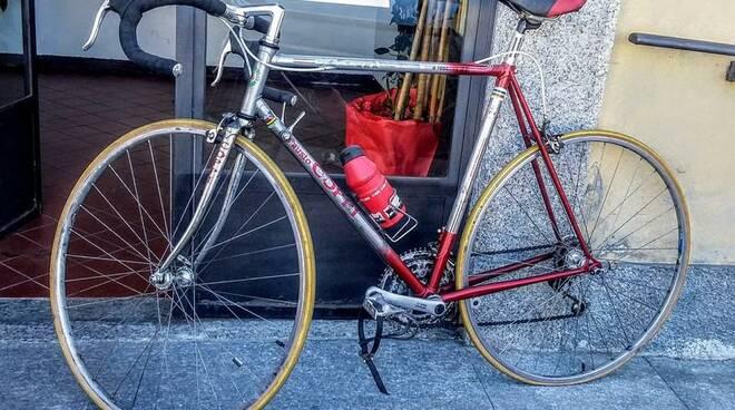 bici donata asti