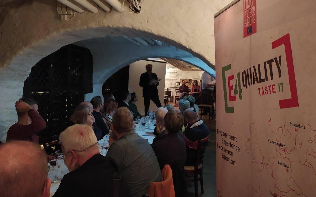 Concluso con successo l'appuntamento dei rossi del Monferrato in Svezia svedese di E4quality