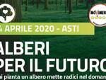 """Dal M5S di Asti parte l'iniziativa """"Alberi per il futuro"""""""