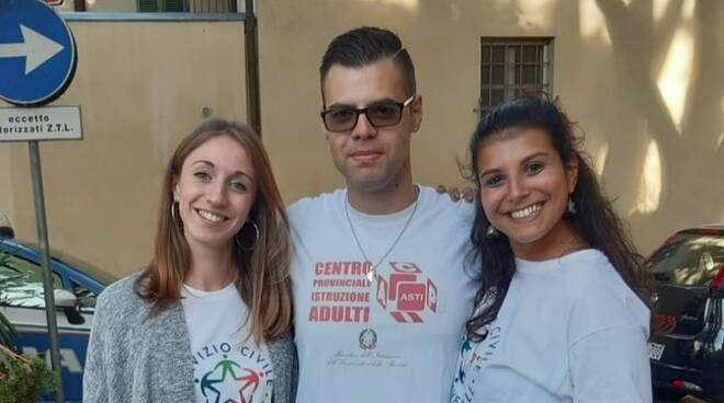 Emanuel Rissone, Lucia Tonel e Valeria Busato