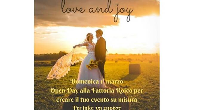 fattoria roico open day