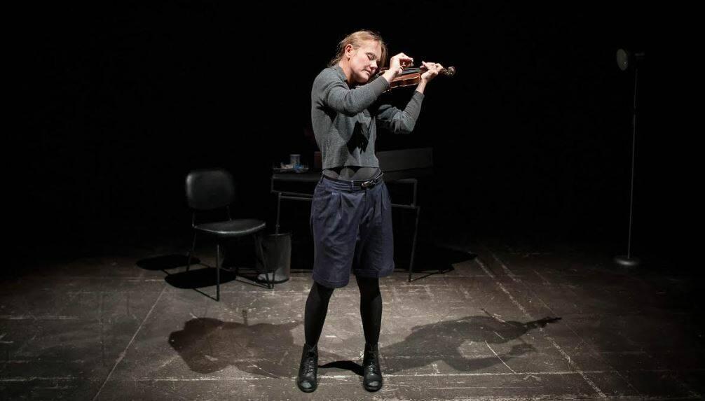 guido suonava il violino foto di piermario adorno