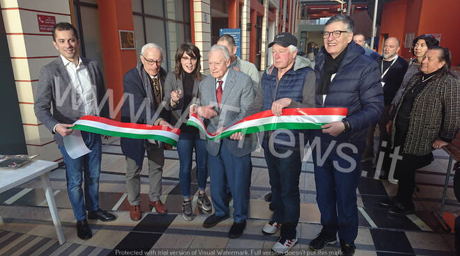 Inaugurazione Giornate delle Figurine 2020 Asti