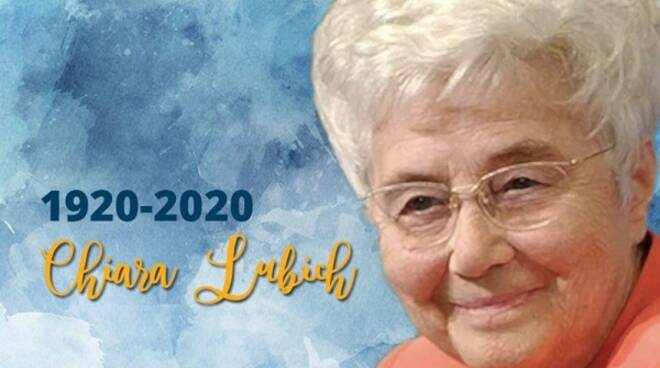 incontro centenario nascita chiara lubich