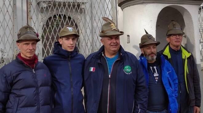 La Sezione ANA di Asti presente alle Alpiniadi 2020