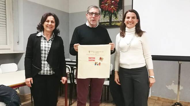 Mercoledì 5 febbraio si è tenuta la seconda serata del Cantiere Genitori dell'Istituto Comprensivo 3 di Asti