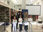 """Premio """"Topo di Biblioteca 2020"""""""