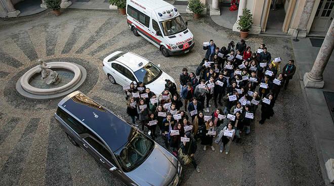 presentata la campagna di sensibilizzazione sulla sicurezza stradale