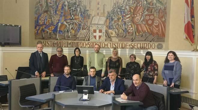 Presentazione Sanremo Rock 2020 Asti