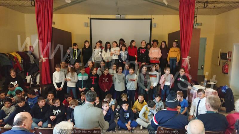Progetto Parlami scuola Anna Frank alla Casa di Riposo Città di Asti