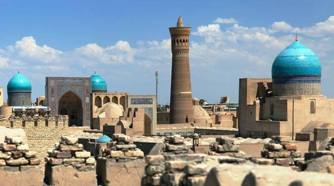 Samarcanda ed il tour dell'Uzbekistan