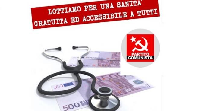 sanità partito comunista