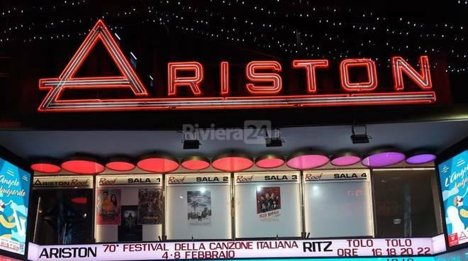 sanremo teatro ariston foto riviera24.it