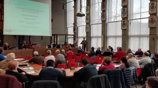 sindaci a lezione di protezione civile