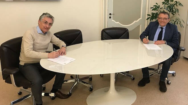Accordo di sostegno al territorio Comune Alba-Banca d'Alba