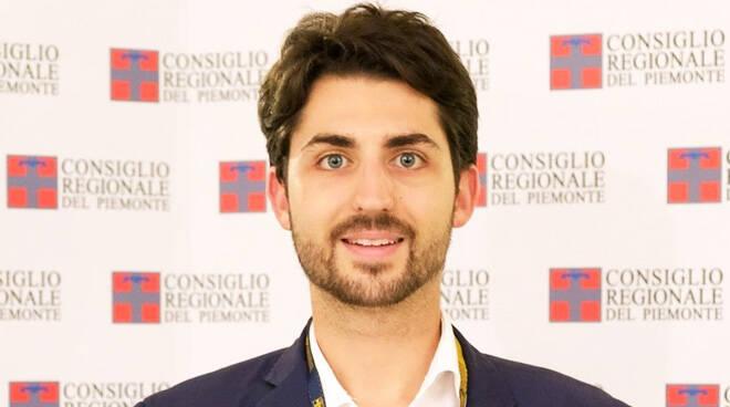 Alessio Ercoli, Responsabile politiche universitarie della Lega Giovani Piemonte