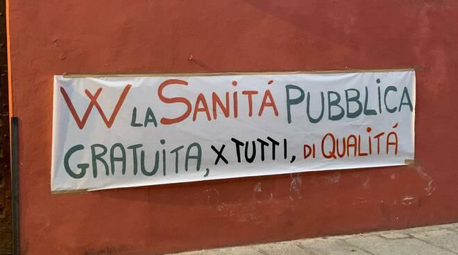 associazione a sinistra Viva la Sanità Pubblica!