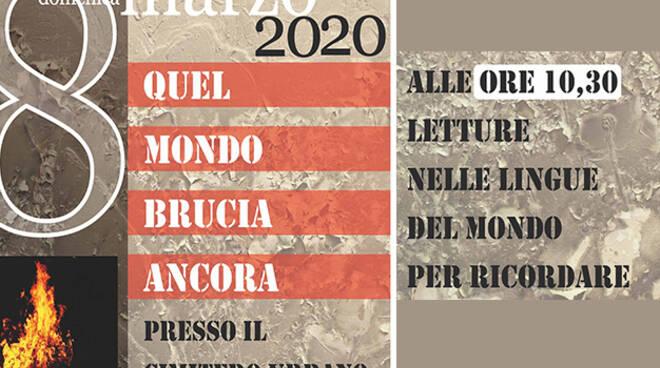 Asti, 8 Marzo: al cimitero la commemorazione delle Brusaji