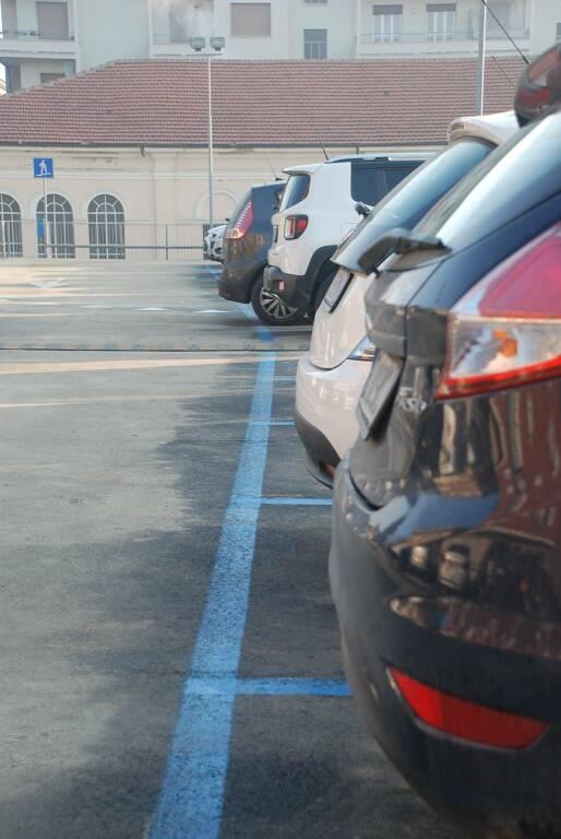 Asti, sosta gratuita nei parcheggi gestiti da Asp, parcheggio asp di via Natta