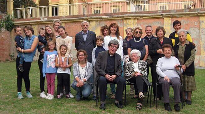 Asti, Villa Badoglio saluta la simpatica Liliana Scarzella