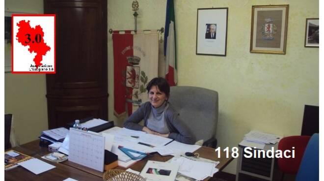 Cristina Enrica Patelli sindaco di penango