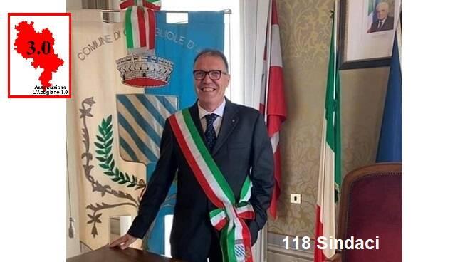 Enrico Alessandro Cavallero, sindaco di Costigliole d'Asti