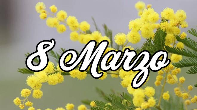 festa delle donne, 8 marzo